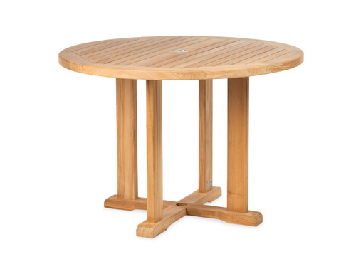 Essential Round Dining Table Seats 2-4