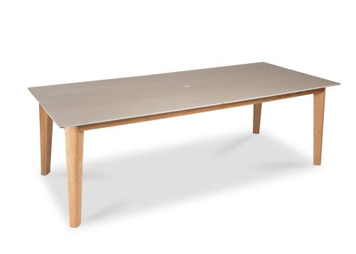 Essential Dining Table with Rectangular Ceramic Top
