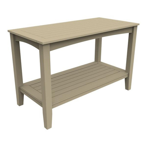 NATURAL WINDSOR BUFFET TABLE