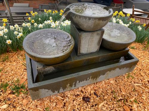 Three Bowl Fountain