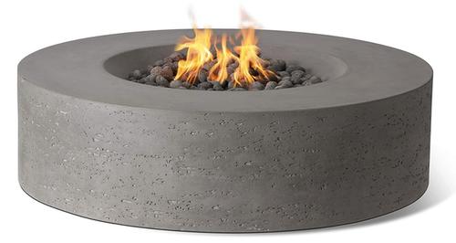 """Round Fire Pit Genesis 41"""" Round Textured Side"""