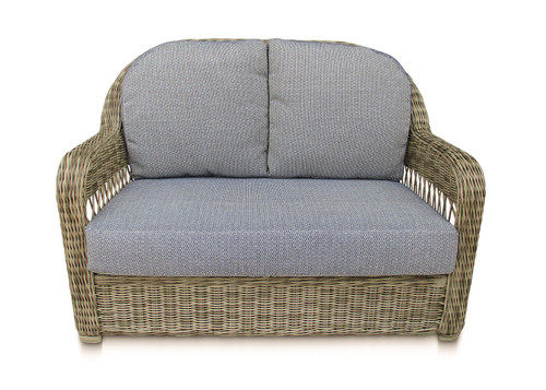 Julia Loveseat w/ Sky Cushion