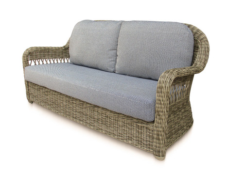 Julia Sofa w/ Sky Cushion