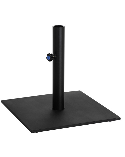 Black Umbrella Base - 50 LBS