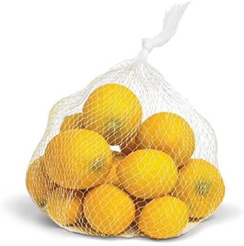 2 INCH YELLOW LEMONS IN BAG