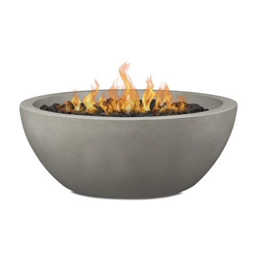 "Large Fire Bowl 42"" with Lid- Liquid Propane"
