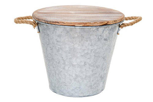 80 oz Citronella Bucket - 3 Wick