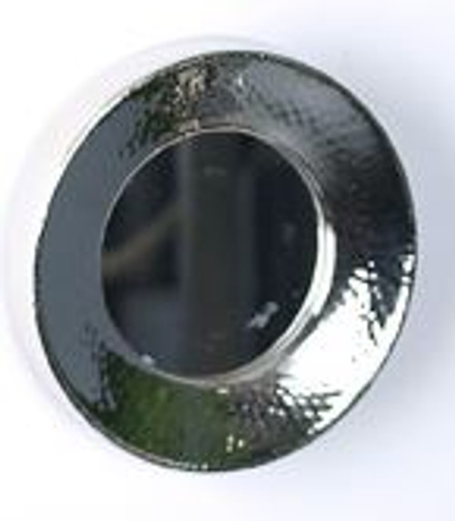REFLECTIONS ROUND SILVER MIRROR
