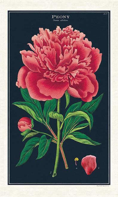 Botanica - Peony Tea Towel