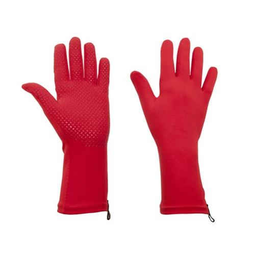Foxgloves Gardening Gloves - Grip, Medium - Red