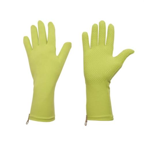 Foxgloves Gardening Gloves - Grip, Medium - Spring Green