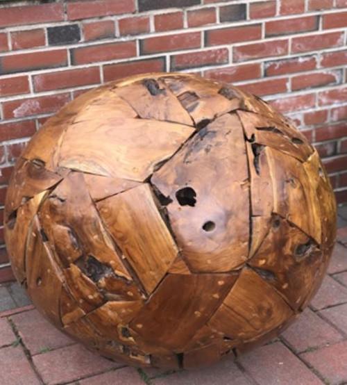 "Harini Driftwood Ball - 32""Dia"