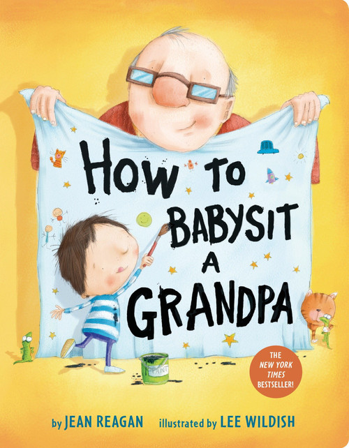 How to Babysit a Grandpa (Picture Book)