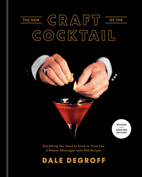 The New Craft of the Cocktail - (Hardcover)