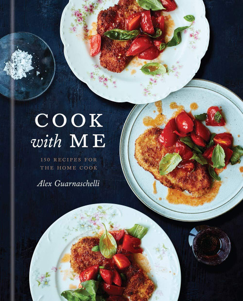 Cook with Me - (Hardcover)