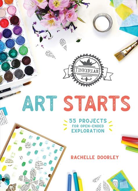TinkerLab Art Starts - (Paperback)