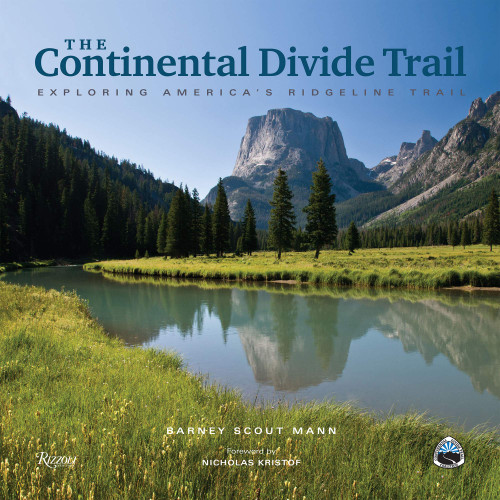 The Continental Divide Trail - (Hardcover)