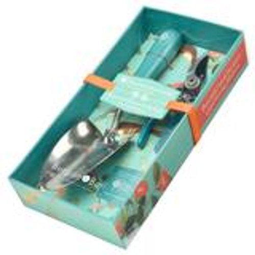 Flora & Fauna Gift Boxed Trowel & Secateurs