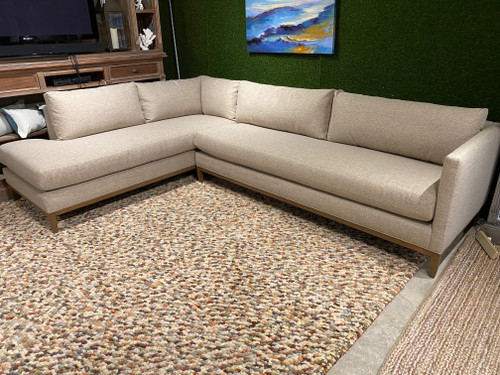 50% Made in the USA Lee Industries Sectional