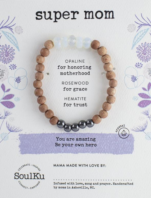 Opaline - Super Mom Bracelet
