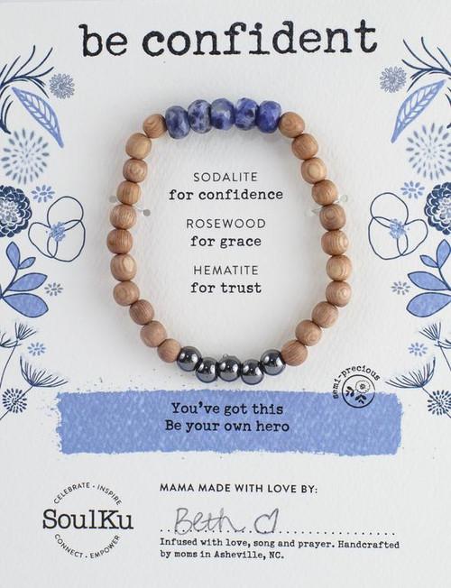 Sodalite - Be Confident Bracelet