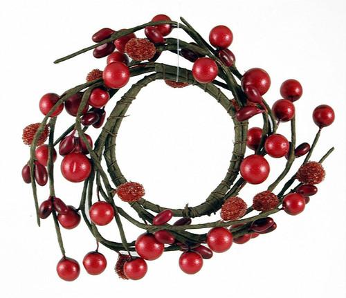 Berries Wreath Napkin Ring