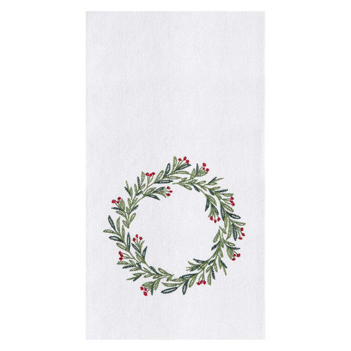 Merry Holly Towel