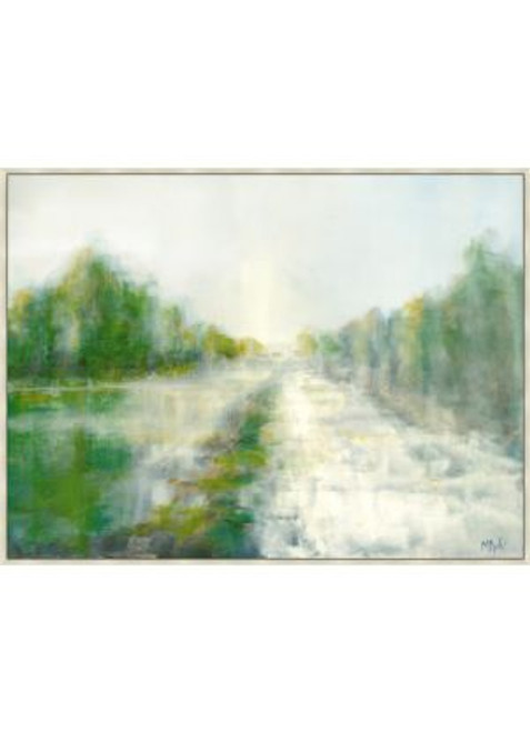 Landscape 1837 on Canvas