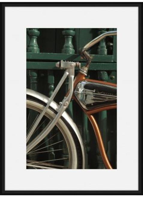 Bike on Green
