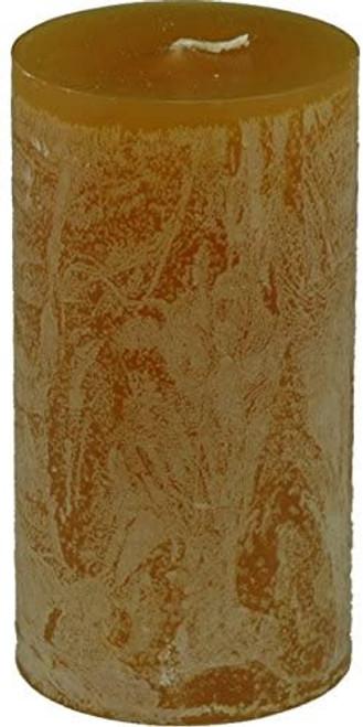"Timber Candle, 2 x 4"", brown sugar"