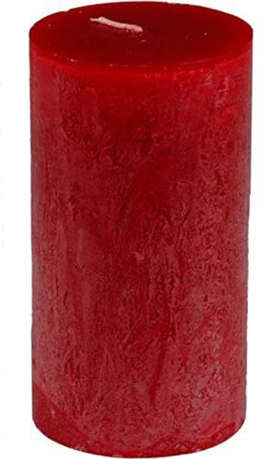 """Timber Candle, 2 x 4"""", cranberry"""