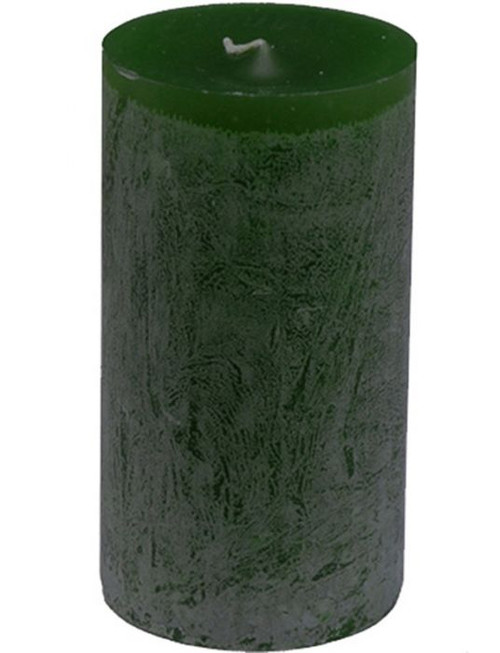 """Timber Candle, 3.25 x 9"""", holly"""