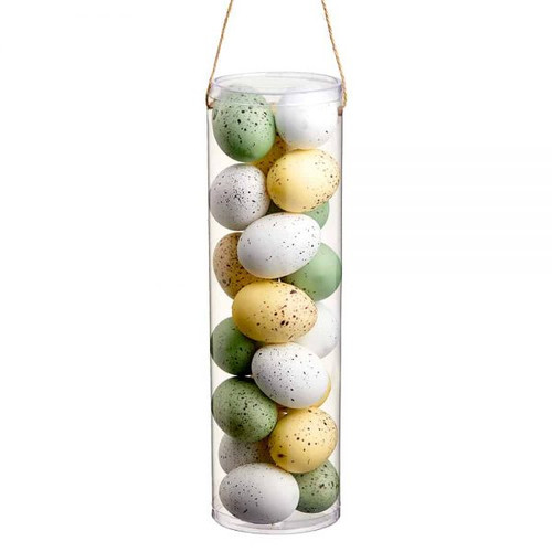 "12"" Egg Assortment - Seafoam Yellow"