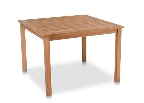 "Essential 43"" Square Dining Table"