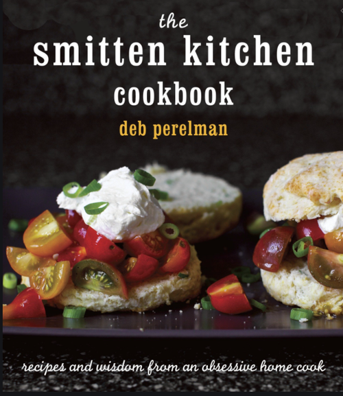 The Smitten Kitchen Cookbook: Recipes and Wisdom from an Obsessive Home Cook  - (Hardcover)