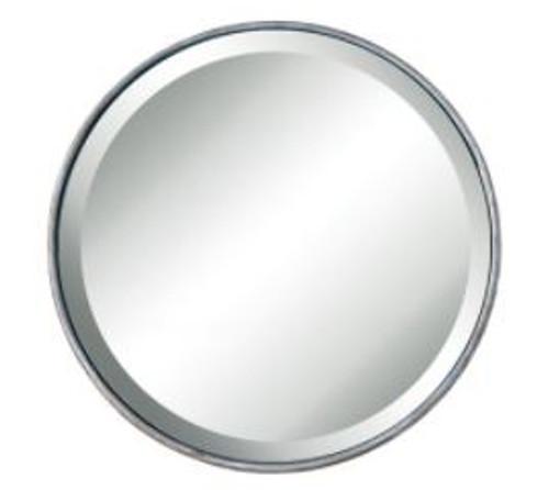 Metal Mirror, Zinc Finish