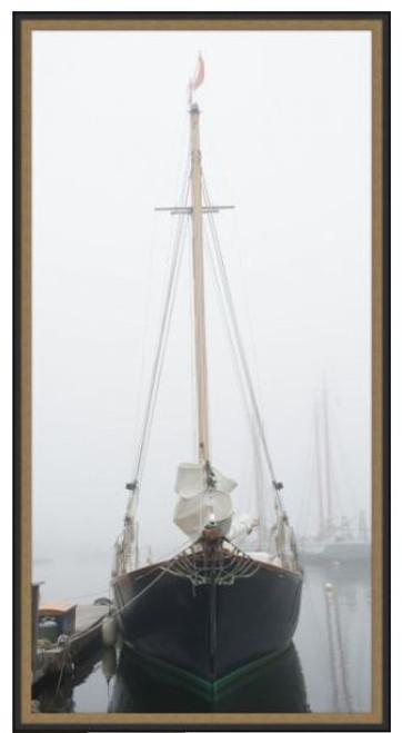 Mooring in Mist