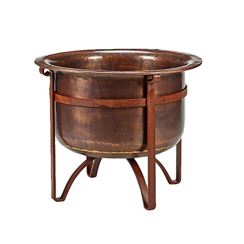 """Acadia Rustic Fire Pit - 27"""""""