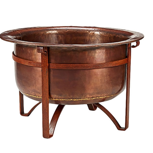 """Acadia Rustic Fire Pit - 36"""""""