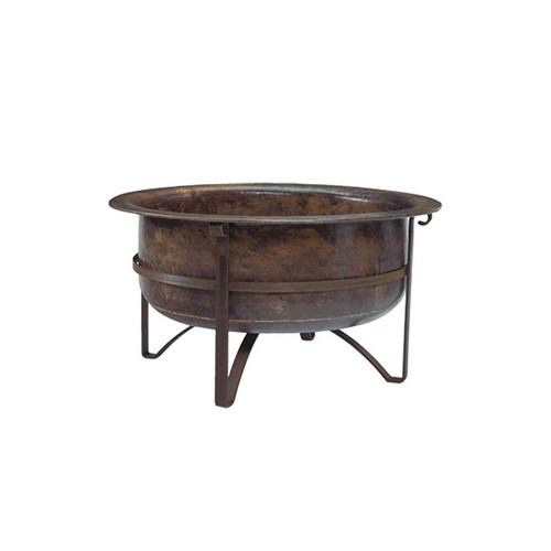 """Acadia Rustic Fire Pit - 42"""""""