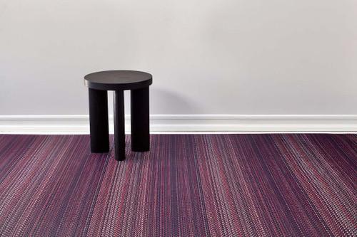 LTX Quill Floormat 23x36 - MULBERRY