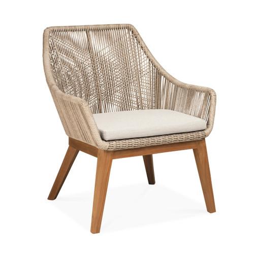 Dalton Club Chair w/ Dune Cushion