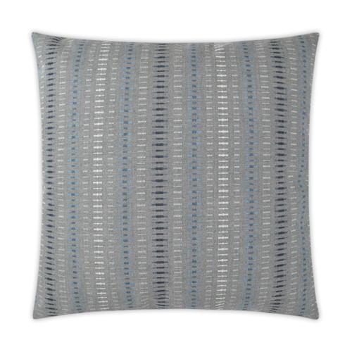 Outdoor Pillow: Esti- Square, Bluestone