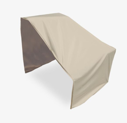 Protective furniture cover for Modular Left End (right facing)