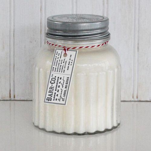 Barr-Co Apothecary Jar Candle - Original Scent, 20 oz