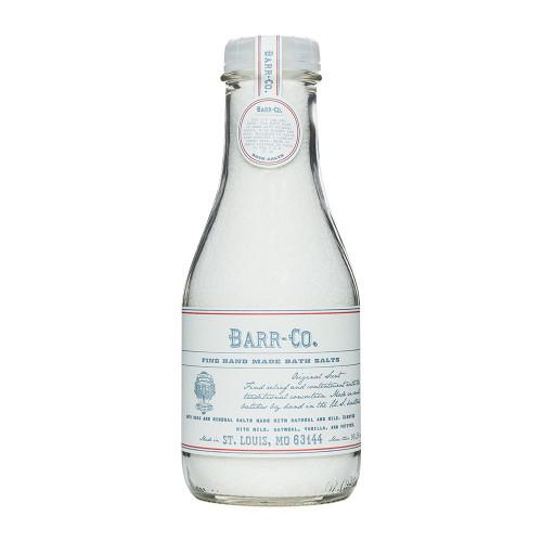 Barr-Co Restorative Bath Soak - Original Scent, 32 oz