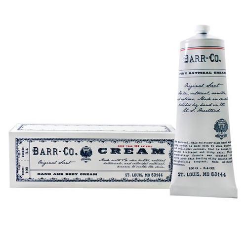 Barr-Co Hand and Body Cream - Original Scent, 3.4 oz
