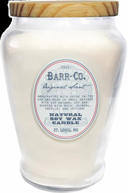 Barr-Co Vase Candle - Original Scent, 20 oz