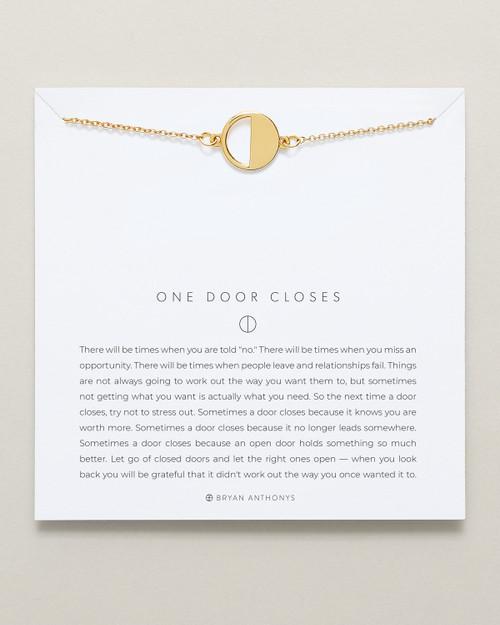 One Door Closes Necklace