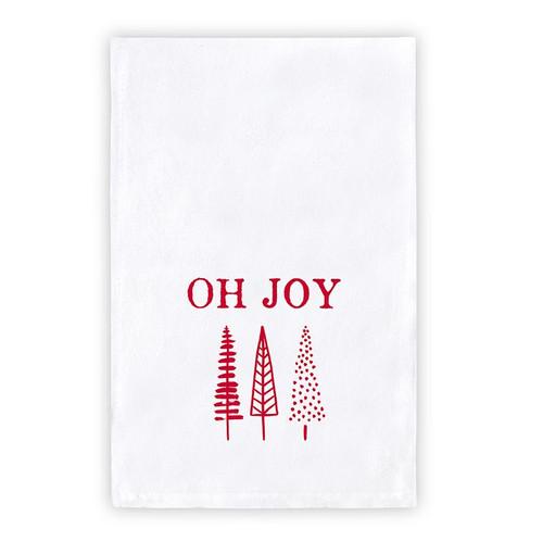 """Thirsty Boy Towel - """"OH JOY"""""""